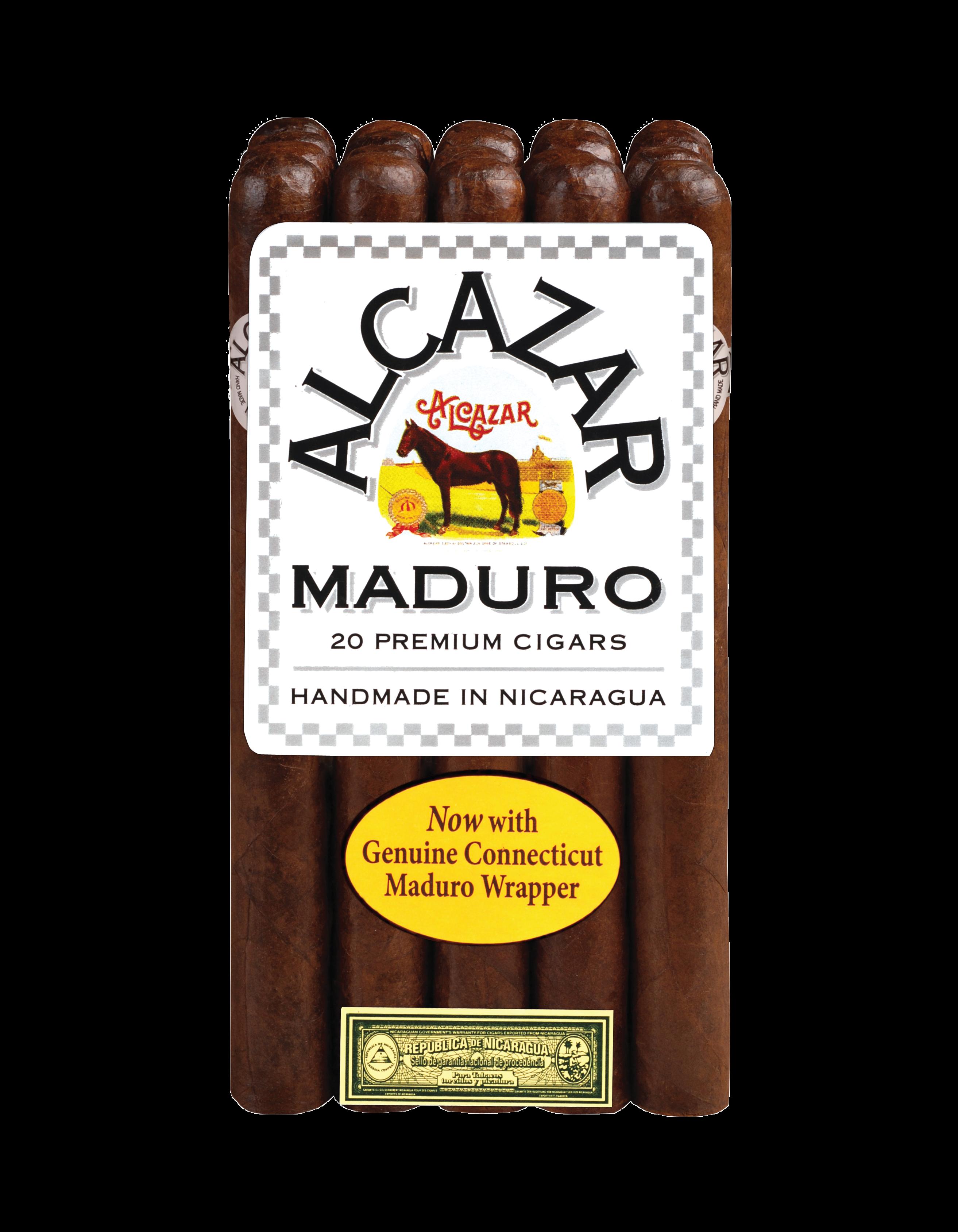 Alcazar Cigars Maduro Bundle