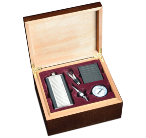 Gentlemen Cigar Gift Set Box Open