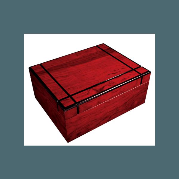 Highlander Cigar Humidor Box Closed
