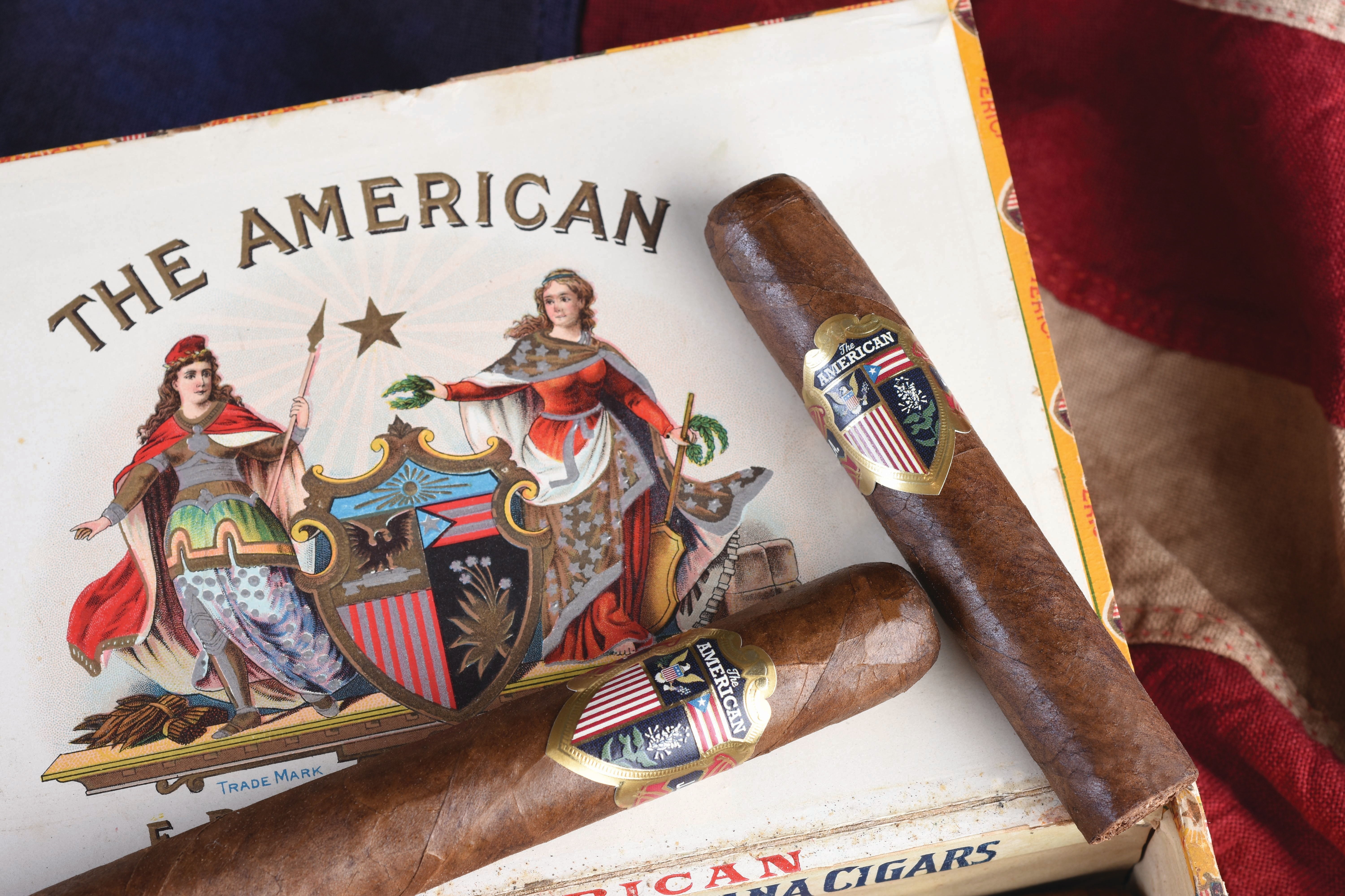 The American Cigar | Cigars Rolled in America | J C  Newman