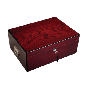 Diamond Crown Oxford Cigar Humidor 160 Count Box Closed