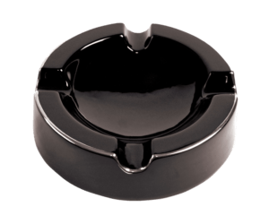 Sterling Circular Cigar Ashtray
