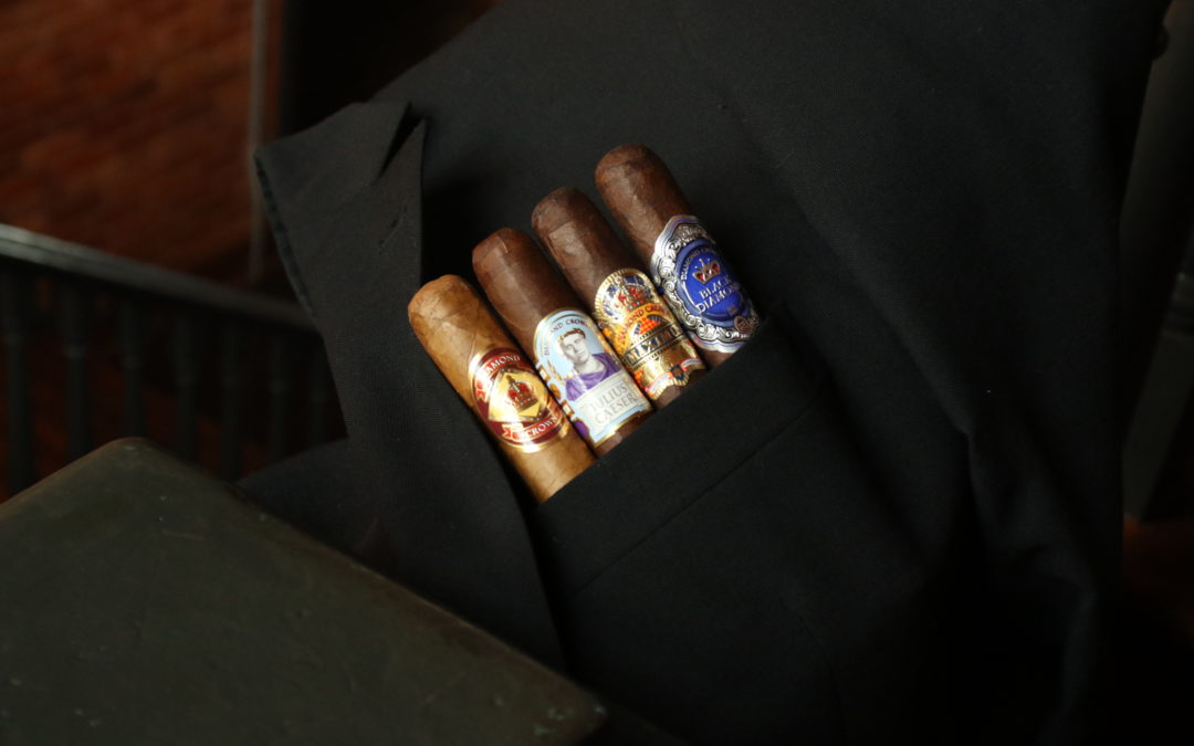 Diamond Crown Royal Family Cigars