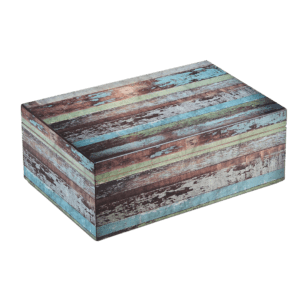 Key West Cigar Humidor Box Closed