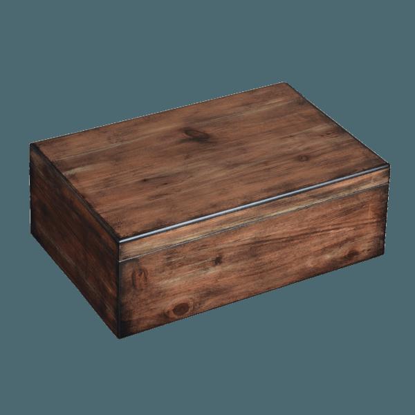 Laredo Cigar Humidor Box Closed