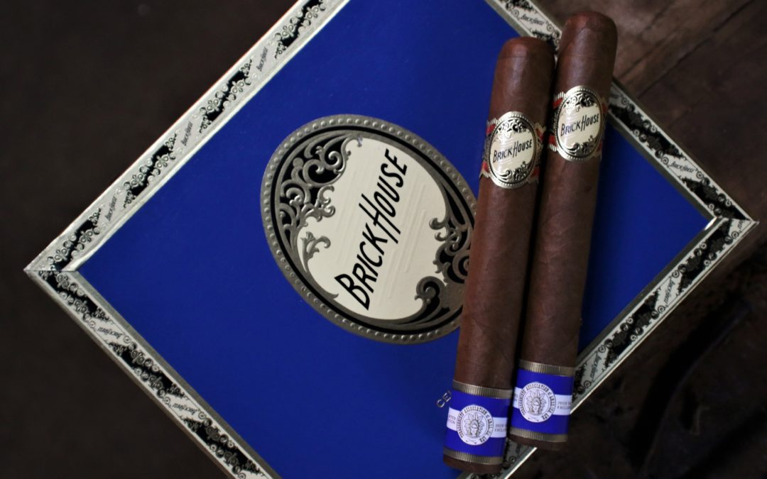 J.C. Newman Introduces Limited-Edition Brick House Cigar