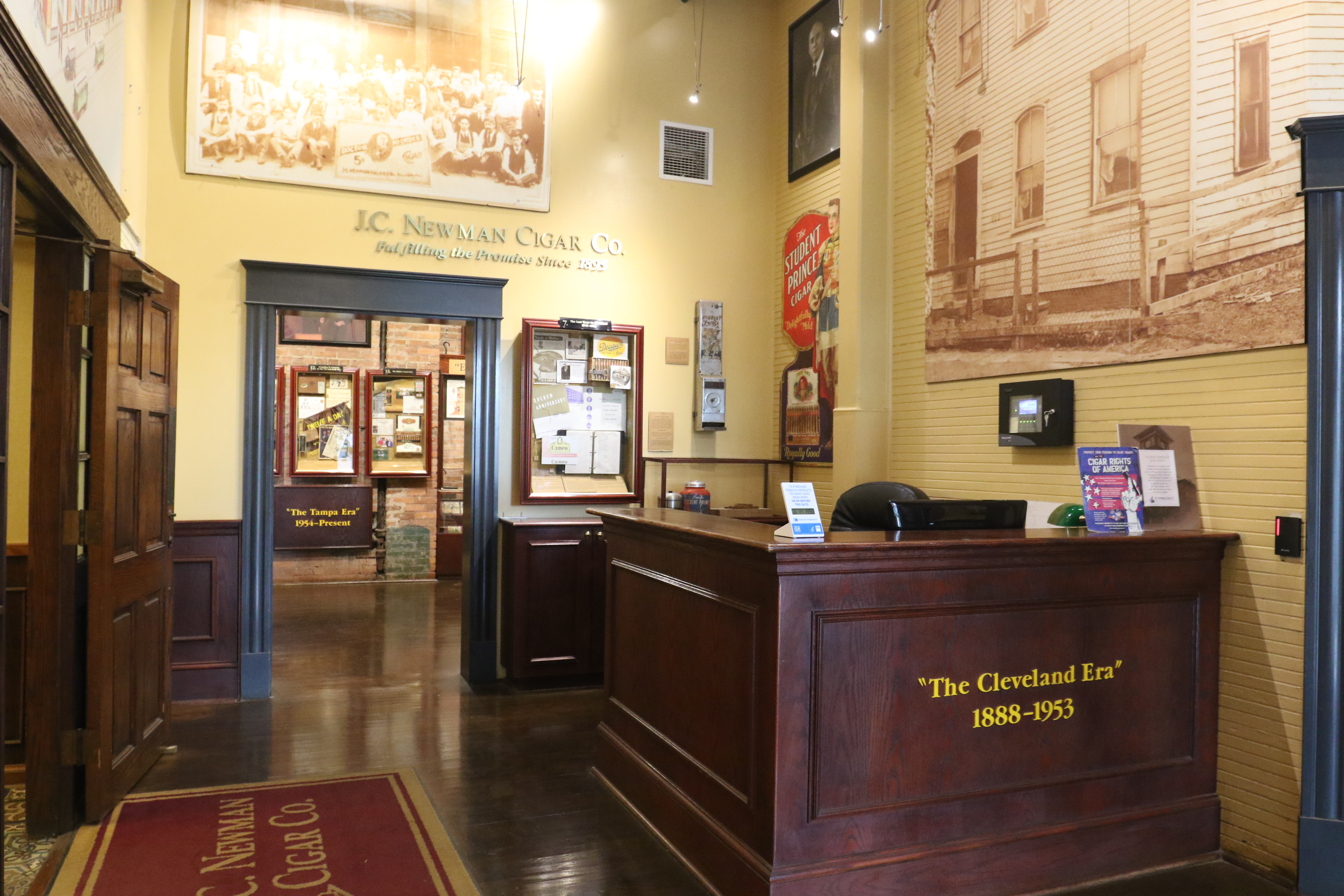 cigar factory museum