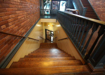 2nd floor stairwell 2