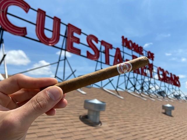 REVIEW: Cuesta-Rey No. 95