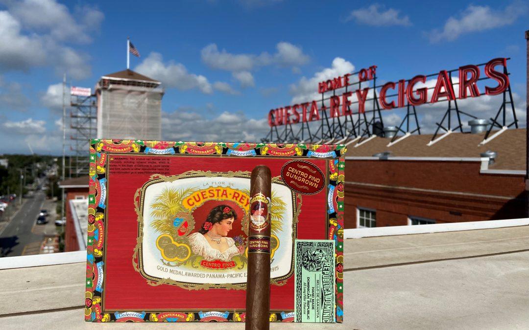 REVIEW: Cuesta-Rey Centro Fino No. 60