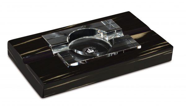 Diamond crown mozart ashtray