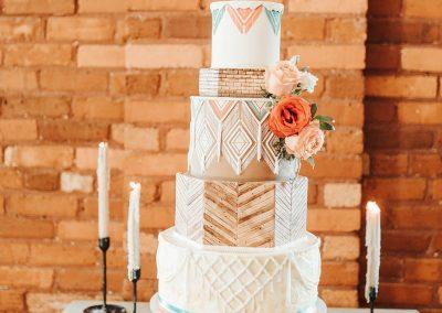 cigars and wedding cake