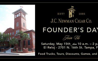 J.C. Newman Celebrates Founder's Day