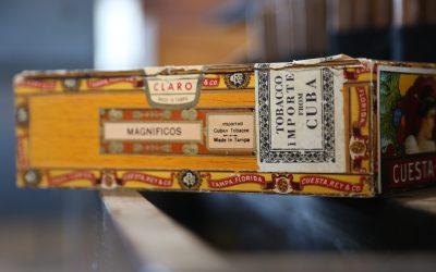 J.C. Newman Cigar Co. Petitions to Import Cuban Tobacco Again