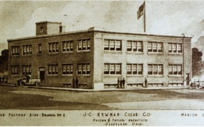 J.C. Newman's Marion, Ohio Cigar Factory